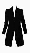 Rick Owens A line coat