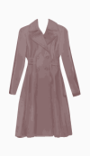 Stella McCartney A line coat