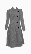 Vivienne Westwood Anglomania A line coat