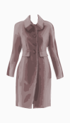 Max Mara Fitted Coat