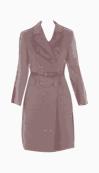 Max Mara Belted coat