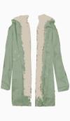 D&G Hooded coat