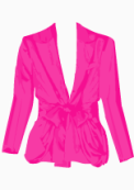 Alice + Olivia Belted Jacket