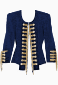Balmain Fitted Jacket