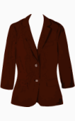 DKNY Fitted Jacket