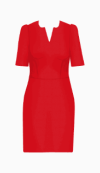 Michaela Jedinak Fitted Dress