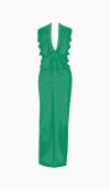 Saint Laurent Fitted Dress