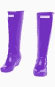 Hunter Knee Boots