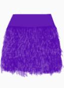 Tory Burch Flared Skirt