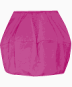 ALLDRESSEDUP Bubble skirt