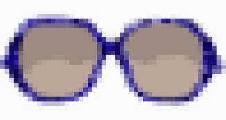 Linda Farrow over sized sunglasses