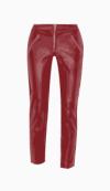 Alexander Mcqueen Biker Trousers