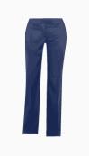 Stella McCartney Plain front trousers