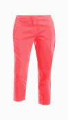 See by Chloe Capri Trousers