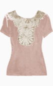 Tory Burch Fitted Top