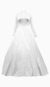 Sarah Burton A Line Dress