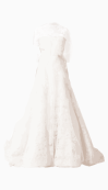 Vera Wang A Line Dress