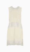 Erdem Fitted Dress
