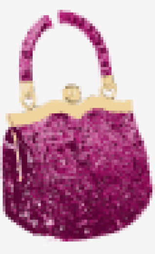 Red-violet Miu Miu Handbag