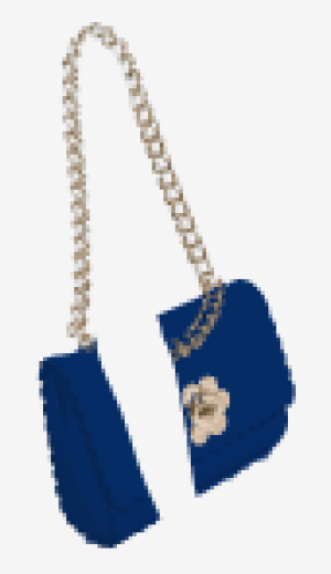 Light-navy Miu Miu Shoulder Bag
