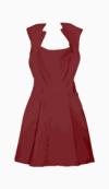 Antonio Berardi A Line Dress