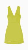 Versace A Line Dress