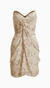 Reiss Strapless Dress