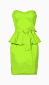 DKNY Belted Dress