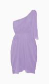 Alice + Olivia One Shoulder Dress