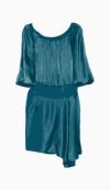 Saint Laurent Drop Waist Dress