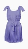 Reiss Belted Dress