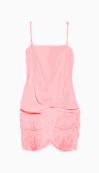 Azzaro Drop Waist Dress