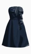 Lela Rose A Line Dress