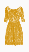 Erdem A Line Dress