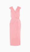 Diane Von Furstenberg Fitted Dress