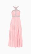 Rachel Gilbert Empire Dress