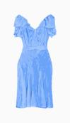 Zac Posen Fitted Dress
