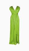 Halston Heritage Belted Dress