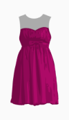 Red Valentino A Line Dress