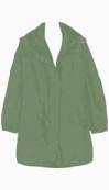 valentino Cocoon coat