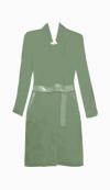 Acne Belted coat