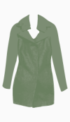 Pringle of Scotland Fitted Coat