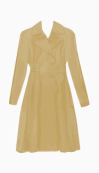 Stella McCartney A line coat