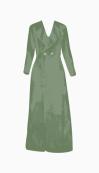 Halston Heritage A line coat