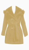 Max Mara A line coat