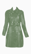 Alice by Temperley Belted coat