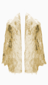 French Connection Sleeveless Coat