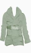 Thomas Wylde Belted coat