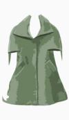 Giambattista Valli A line coat