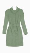 Vanessa Bruno Athe Belted coat